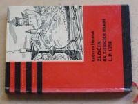 Šimáček - Zločin na Zlenicích hradě L.P. 1318 (1968) KOD 107