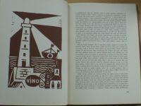 Thiele - Josef Čapek a kniha - soupis knižní grafiky (1958)