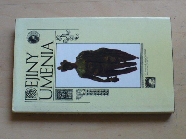 Thiry - Dejiny umenia (1983) slovensky