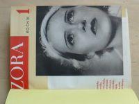 Zora 1-10 (1935) ročník I.