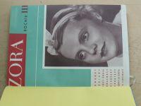 Zora 1-15 (1937) ročník III.