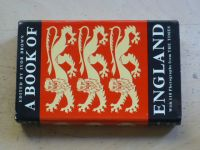 A Book of England - Edited by Ivor Brown (1958) 110 fotografií The Times