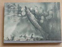 Aquarien und Terrarien Jahrbuch 1954 - Akvárium a terárium 1954 - němekcy