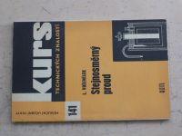 Kurs 141 - Voženílek - Stejnosměrný proud (SNTL 1965)