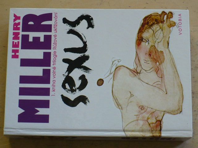 Miller - Sexus; Plexus (1994-95) dva svazky
