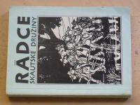 Zapletal - Rádce skautské družiny (Junácká edice a Skauting 1991)