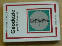 Hánek - Geodezie pro SPŠ stavební (1998)