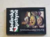 Hermanová - Maďarská kuchyně (1989)
