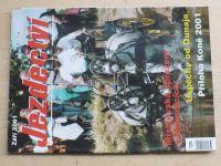 Jezdectví 9 (2001) ročník XLIX.