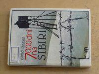 Karlo Štajner - 7000 dní na Sibiři (1991) věznice a tábory nucených prací v SSSR 1939-56