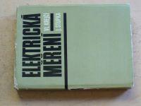 Krejčí, Stupka - Elektrická měření (1973)