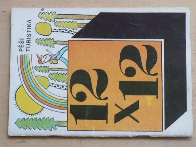 Pěší turistika 12x12 (1983)
