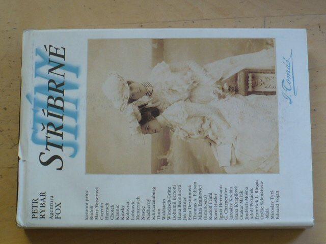 Rybář - Stříbrné stíny (1997) Román o životě fotografa Jana Tomáše 1841-1912