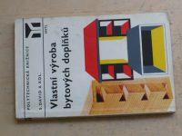 David - Vlastní výroba bytových doplňků (1975)