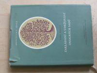 Kohout - Zakládání a udržování ovocných sadů (1959) Ovocnická edice