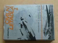 Němeček - Civilní letadla 1,2 (1981)