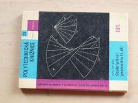 Setzer - Deskriptivní geometrie II.díl (1962)