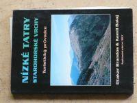 Brandos - Turistický průvodce - Nízké Tatry Starohorské vrchy (2001)
