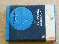 Dobrovolný - Kapesní strojnická příručka (1967)