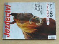 Jezdectví 1-12 (2004) ročník LII. (chybí čísla 2-4, 9 čísel)