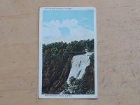 Kanada - Quebec - Montmorency Falls