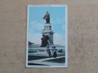 Kanada - Quebec - Monument Champlain