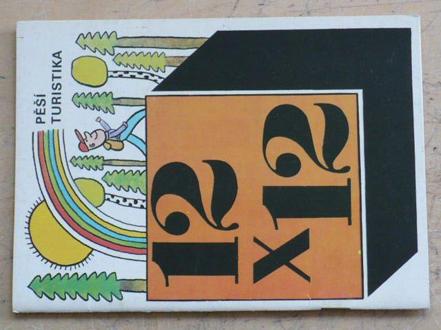 Levý - Pěší turistika 12x12 (1983)