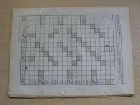 Receptář na každý den 1-7 (1992) ročník III. (chybí číslo 3, 6 čísel)