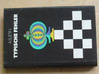 Suetin - Typische Fehler (1980)