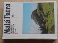Turistický sprievodca ČSSR - Malá Fatra (1984) slovensky