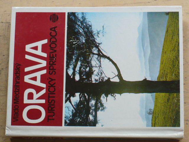 Turistický sprievodca - Orava (1982)