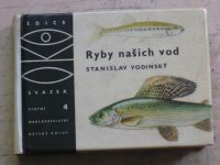 Vodinský - Ryby našich vod (1965) OKO 4