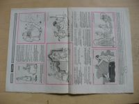 Fór men 1-26 (1992) ročník III. (chybí čísla 1-4, 6, 11-13, 15, 20, 23, 26, 14 čísel)
