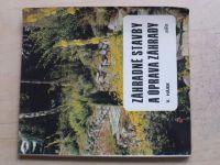 Hájek - Záhradné stavby a úprava záhrady (1985) slovensky