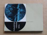 Hvězdářská ročenka 1974 (1973) ročník L.