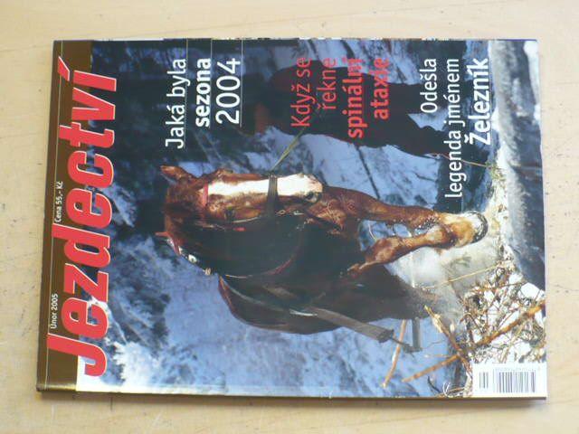 Jezdectví 2 (2005) ročník LIII.