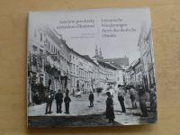 Motyčka, Opletalová (eds.) - Literární procházky německou Olomoucí (2012) česky, německy