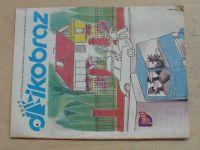 Nový Dikobraz 31 (1992) ročník III.