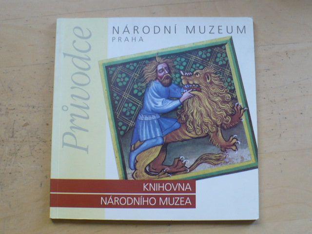 Průvodce - Knihovna Národního muzea (1999)
