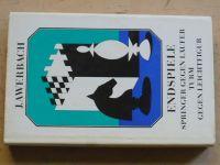 Awerbach - Endspiele Springer gegen Läufer, turm gegen Leichtfigur (1989)