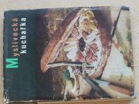 Mottlová a kol. - Myslivecká kuchařka (SZN 1968)