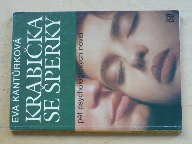 Kantůrková - Krabička se šperky - pět psychologických novel (1992)