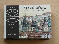 OKO 12 - Louda, Herčík - Česká města (1974)