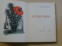 Petr Bezruč - Slezské písně (Brno 1947)