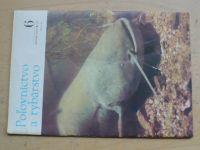 Polovníctvo a rybárstvo 6 (1980) ročník XXXII. slovensky
