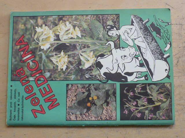 Šindelář - Zelená medicína (1991)