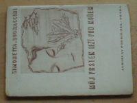Buonaccini - Můj prsten leží pod mořem (1942) il. Toyen