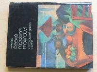 Hlušička - České moderní malířství v MG v Brně (1984)