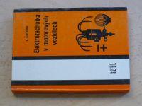 Kučera - Elektrotechnika v motorových vozidlech (1976)