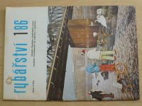 Rybářství 1-12 (1986) chybí čísla 6 a 12 (10 čísel)